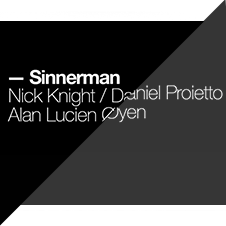 Nick Knight films Sinnerman!